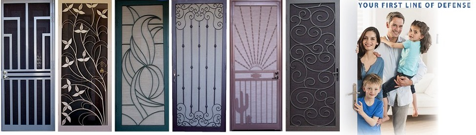 Steel Shield Security Doors - Door Sales \u0026 Installation in Phoenix AZ US 85027 | Houzz  sc 1 st  Houzz & Steel Shield Security Doors - Door Sales \u0026 Installation in Phoenix ...