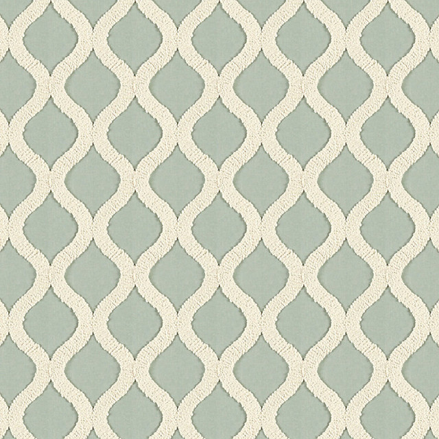Haviland Spa Fabric By The Yard Traditional Upholstery Fabric