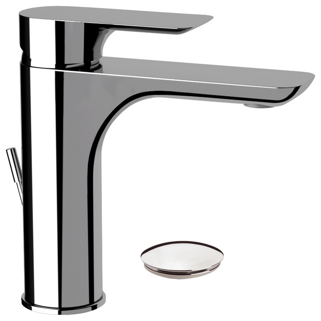 Infinity Wash Basin Mixer Tap 17 20 Cm Waste Plug Included