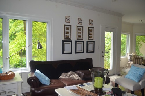 bigger windows maybe double french doors or floor to ceiling windows - Patio Doors With Windows That Open
