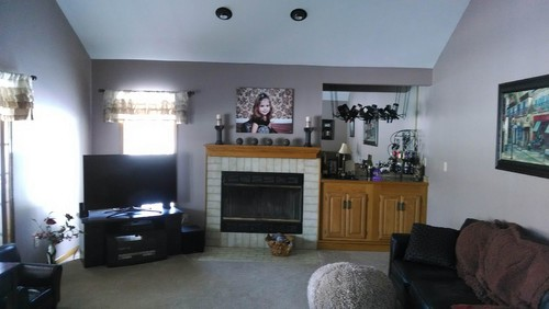 1990 To 2015 Living Room