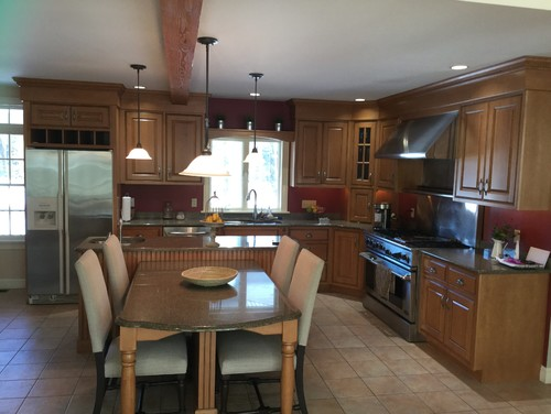 I Need Help On Choosing Color And Style For Backsplash In My Kitchen