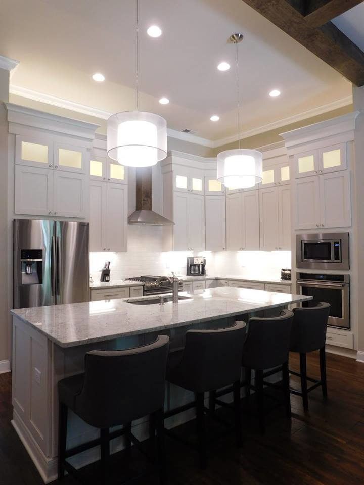 Kennesaw Transitional Kitchen-New Construction