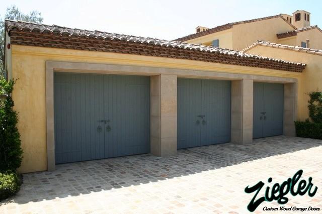 French Garage Doors
