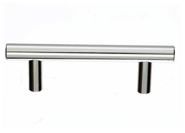Top Knobs Nickel Bar Pulls - Cabinet And Drawer Handle Pulls   Houzz