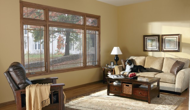 Attirant Casement Windows   Traditional   Living Room   Minneapolis ...