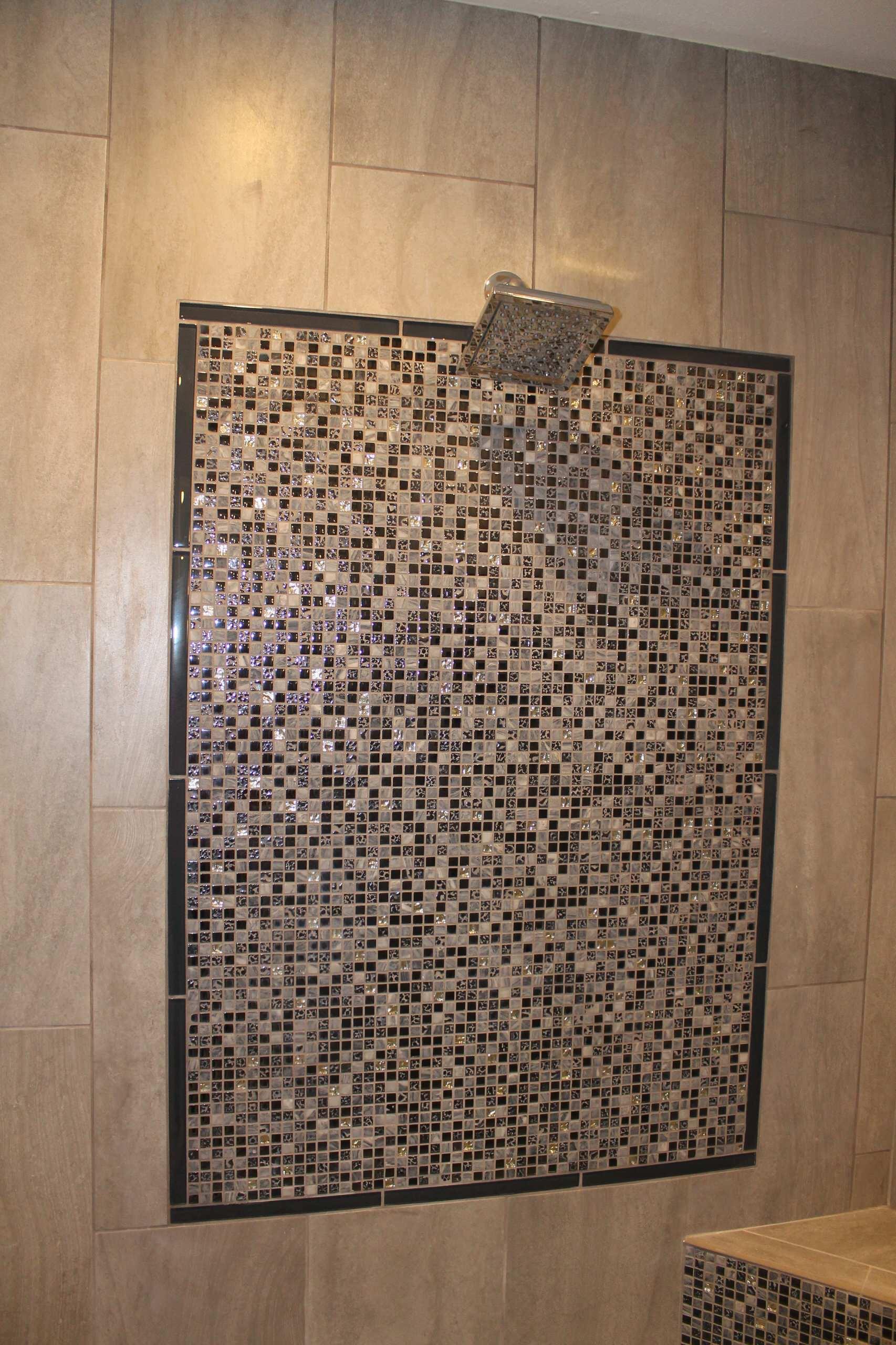 Transitional Bathroom 3