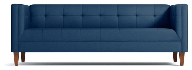 Pacific Sofa, Blueberry.
