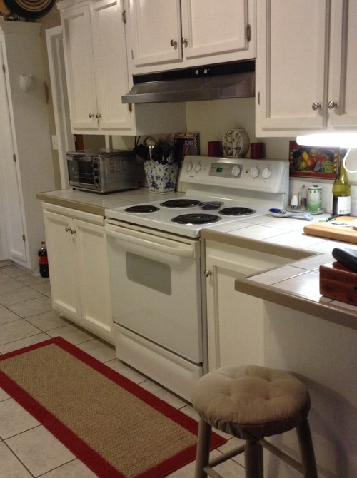 Very best Replacing only one white appliance with stainless steel? SM25
