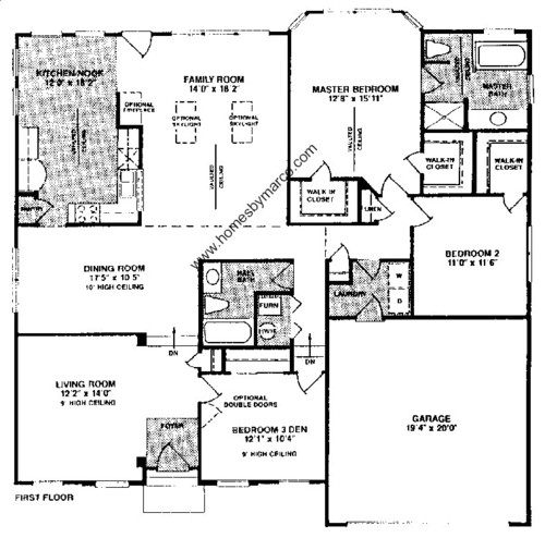 A Guide To Identifying Your Home D�cor Style: Can Anyone Identify The Load Bearing Walls?