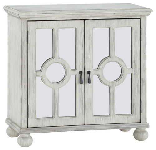 Chai Accent Chest, Antique White
