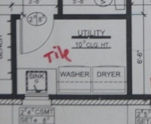 Utility Room Layout help with utility room layout