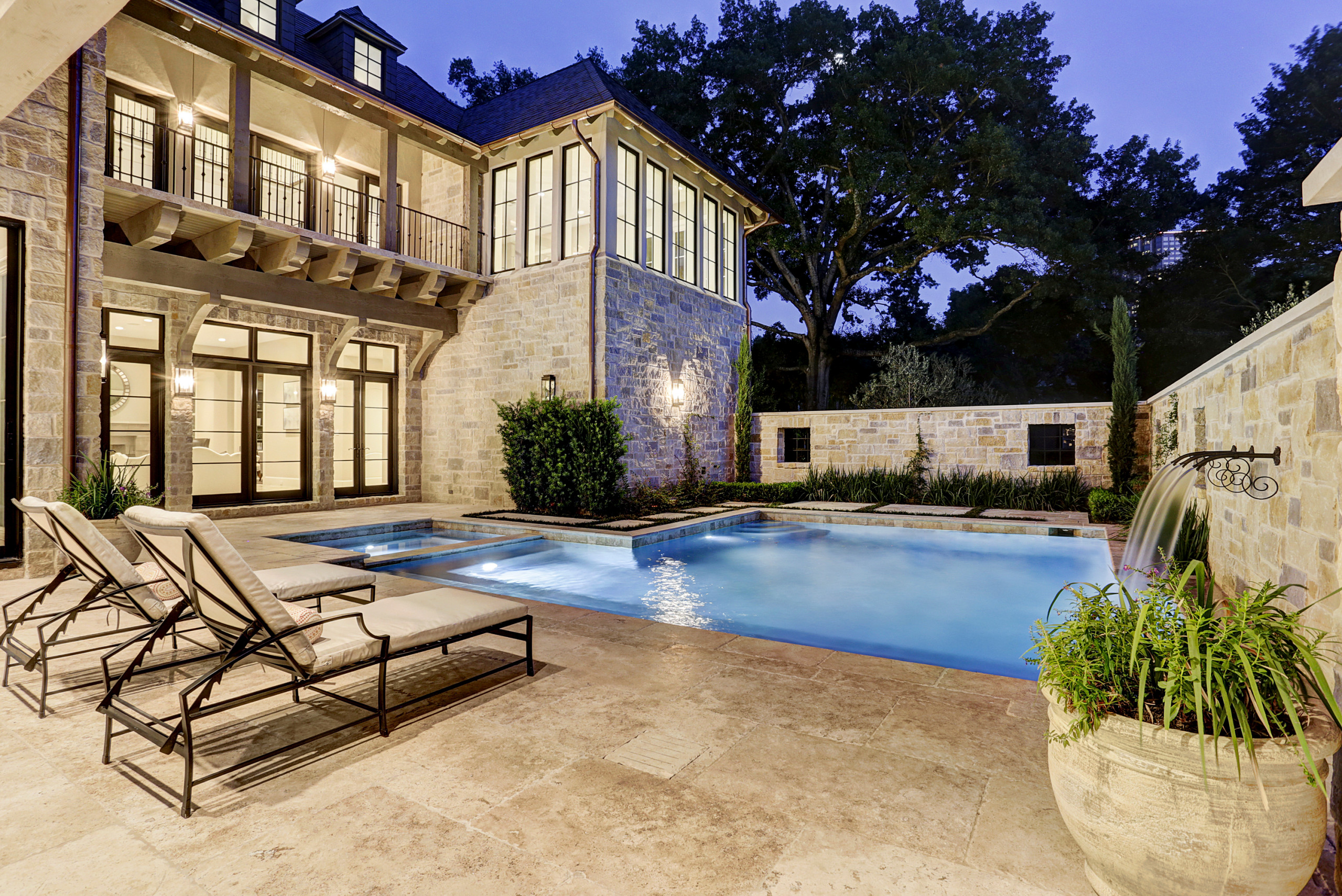 Tanglewood French Country