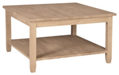 Mason Solano Square Coffee Table.