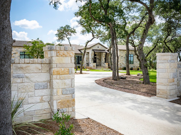 Hill-Country Transitional (Luna res.)
