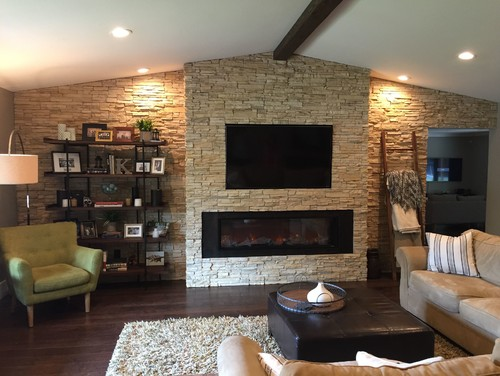 Seeking Cool Ideas For Large Living Room Wall