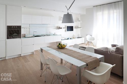 Awesome Design Cucina Soggiorno Gallery - Embercreative.us ...