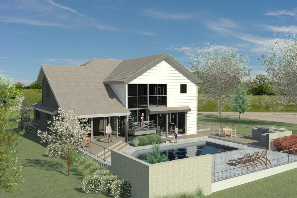 Jackson Farmhouse Remodel and addition