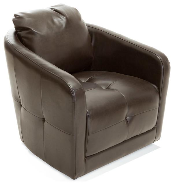 Bernhoft Swivel Fabric Armchair Traditional Armchairs