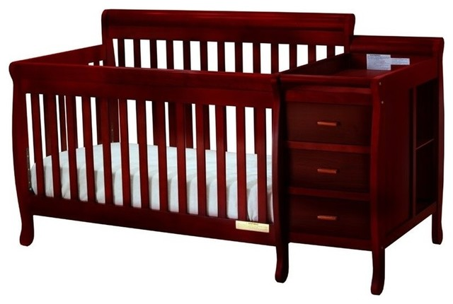 Afg Baby Furniture Athena Kimberly 3 In 1 Convertible Crib