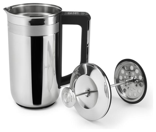 Precision Press Coffee Maker.