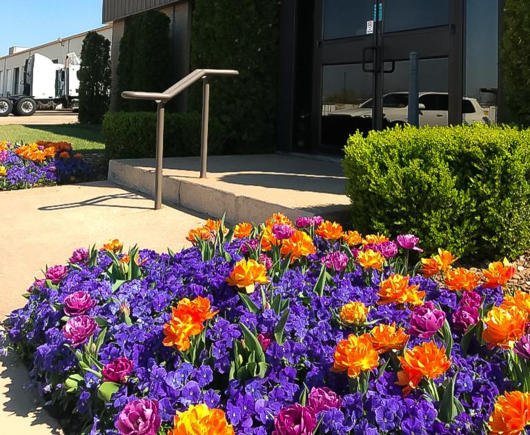 Seasonal Spring Plantings