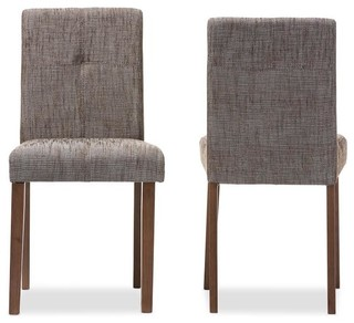 1st Avenue   Becket Dining Chairs, Set Of 2, Gravel   Dining Chairs