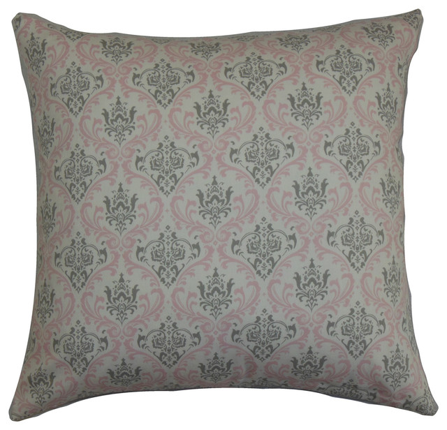 Paulomi Damask Floor Pillow Floor Pillows And Poufs By The Pillow Collection