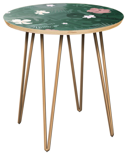 Stella Hairpin Side Table   Sweet Paradise