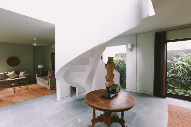 Villa Ixora eclectic