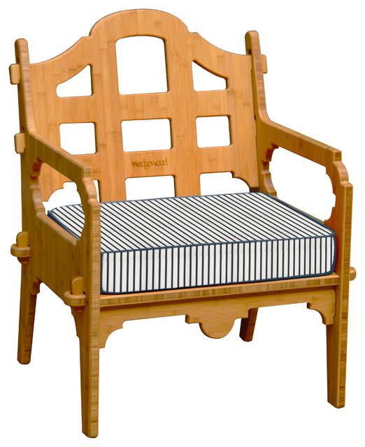 Palladian Lounge Chair With Sunbrella Cushion Craftsman