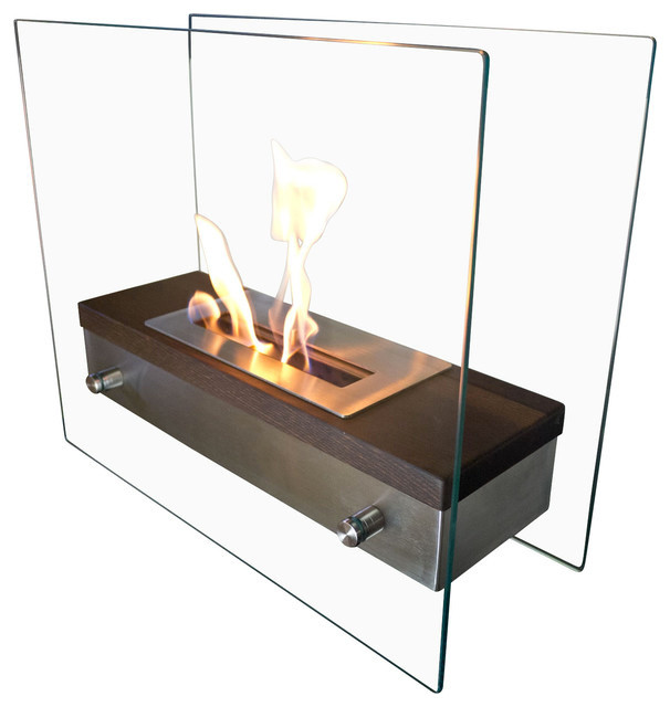Foreste Ardore Portable Tabletop Ethanol Fireplace.