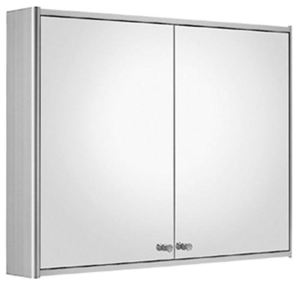 Whitehaus Medicinehaus WHCAR-42 Double Door Medicine Cabinet ...
