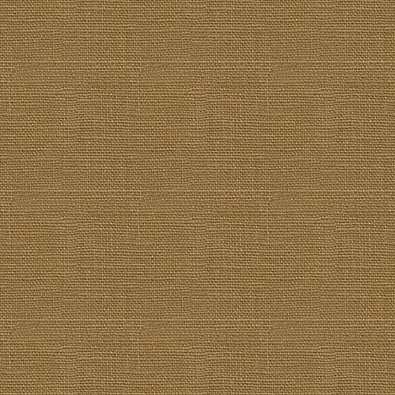 Dark Beige Lightweight Linen Fabric