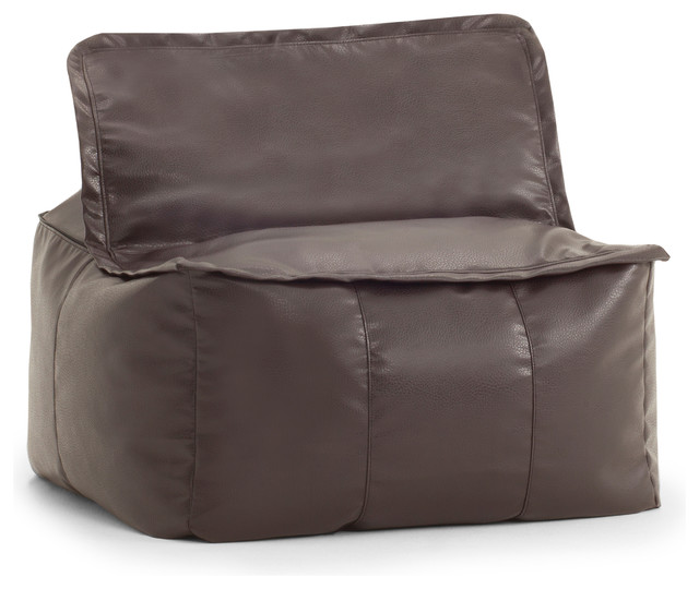 Zip Together Floor Pillows : Comfort Research Lux Indoor Collection Zip It! - Contemporary - Floor Pillows And Poufs - by ...