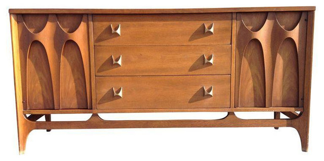 Broyhill Brasilia Credenza Midcentury Side Tables And End Tables