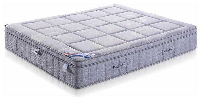 Gel Memory High Density Foam Mattress Queen Modern