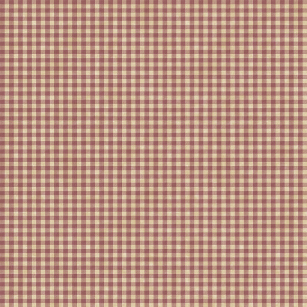 Toto Red Gingham Check Wallpaper Bolt