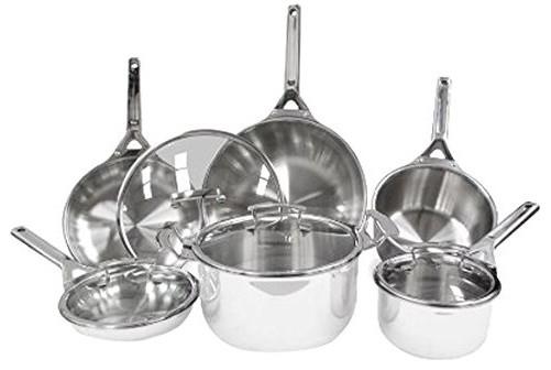 True Induction Gourmet Cookware Set.