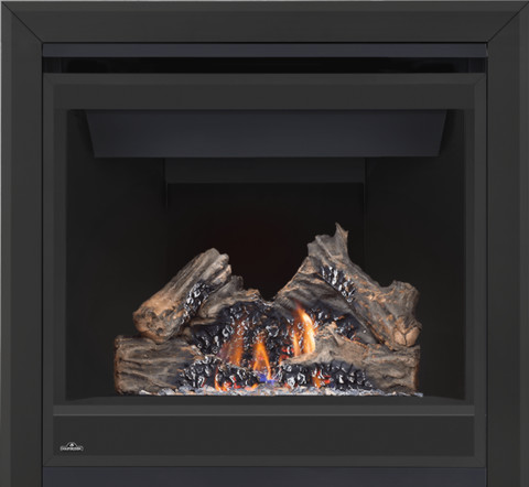 Napoleon Ascent Gx36-1 Direct Vent Gas Fireplace, Natural Gas.