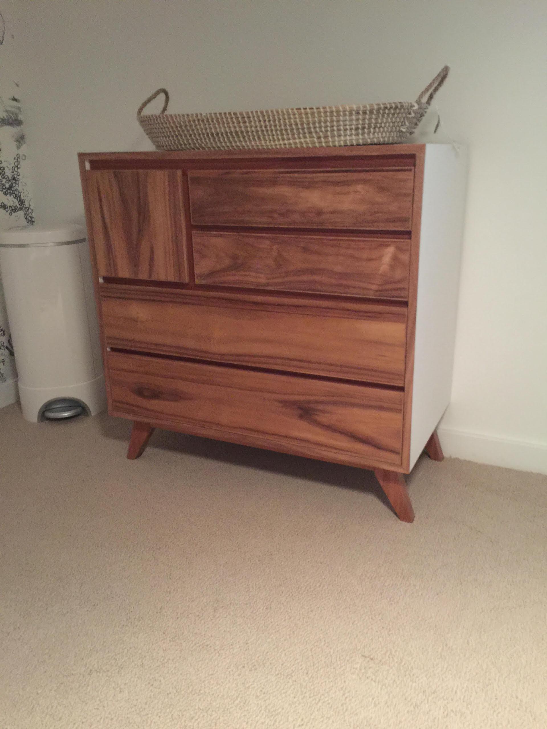 Wooden Dressers