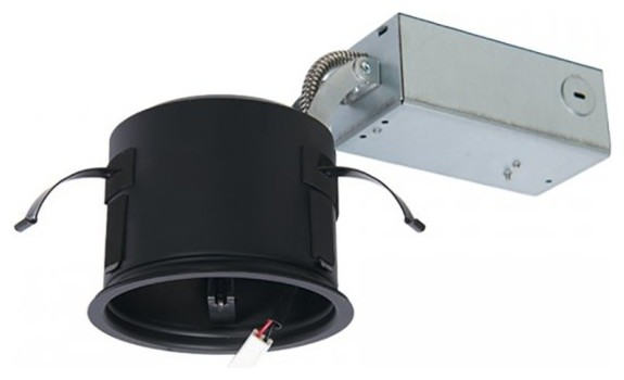 """Aether LED 3.5"""" Remodel IC Rated Airtight Housing 120-220-277V"""