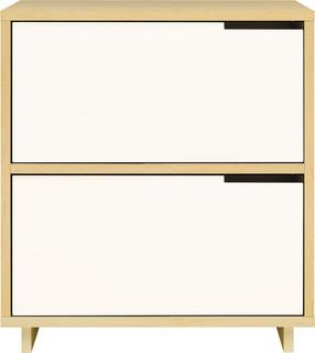 Modu-licious Lateral File by Blu Dot - Modern - Filing Cabinets - Minneapolis - by Blu Dot