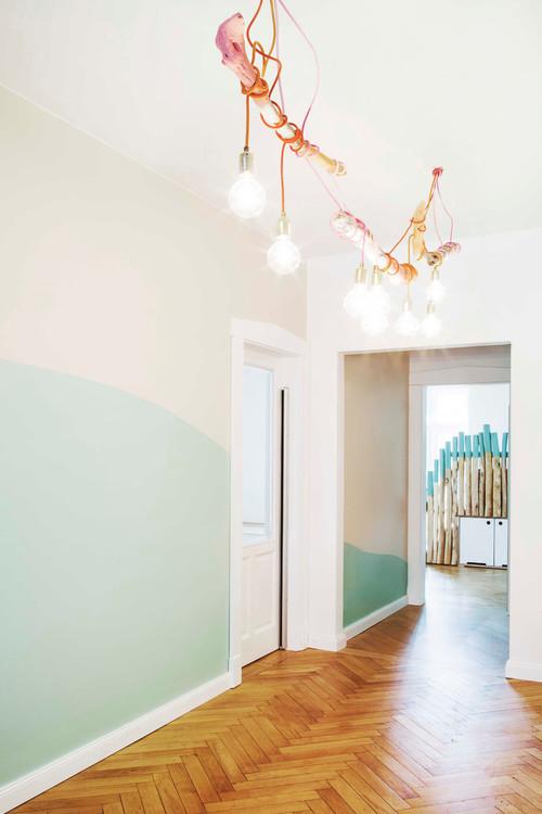 Lampadario Camera Da Letto Di Design.12 Lampadari Fai Da Te Per Gli Amanti Dell Originalita