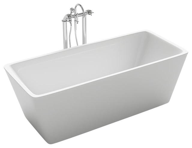 Freestanding Bathtubs 60 Inches - Mobroi.com