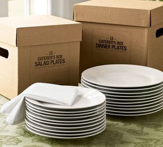 & Guest Picks: White Dinnerware for the Holidays and After