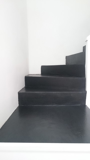 escalier beton cire rennes. Black Bedroom Furniture Sets. Home Design Ideas