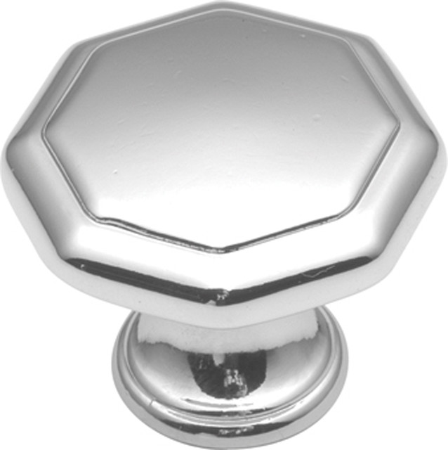 "1 1/8"" Conquest Cabinet Knob - Traditional - Cabinet And Drawer Knobs - by Simply Knobs And Pulls"