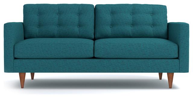 Logan Apartment Size Sofa - Midcentury - Sofas - by Apt2B
