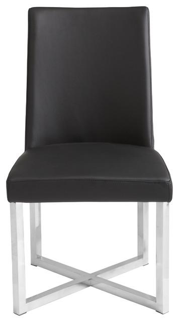 Howard Dining Chair, Black.